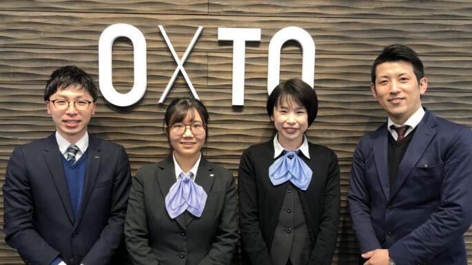 既存のツールと併用し業務が6割削減! 茨城県・オクストのカクシンクラウド活用法