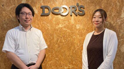新潟県・ドアーズがカクシンクラウドで見出した「不動産DXの道筋」